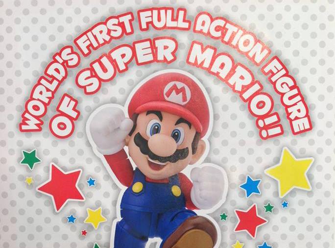 Figuarts Super Mario Brothers!