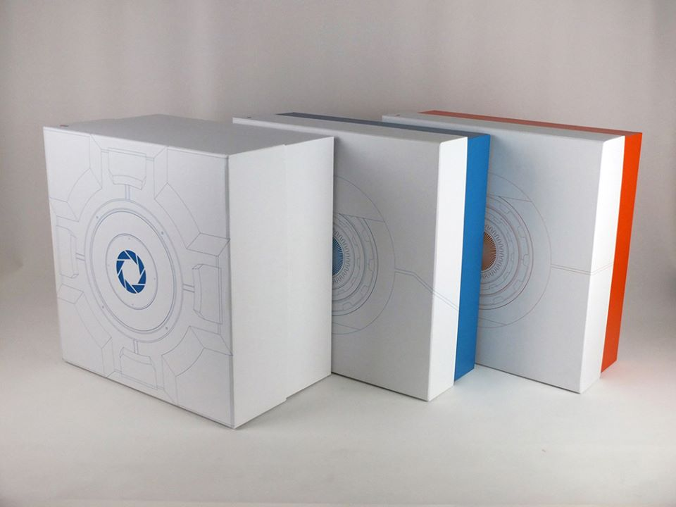 ThreeA Portal 2 Atlas and P-Body Shipping Soon!