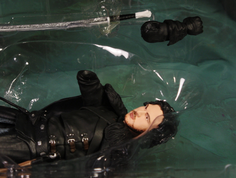 Addendum to our Funko Legacy Jon Snow Review