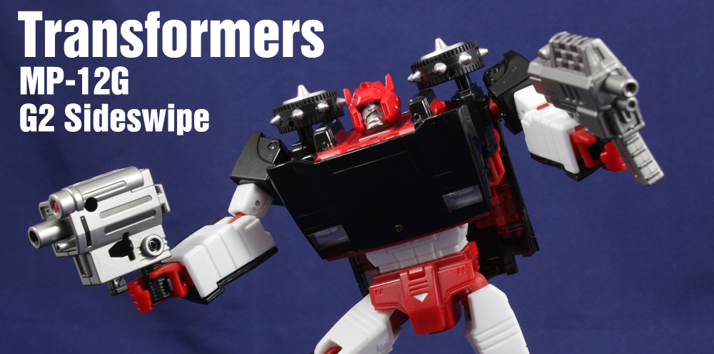 Transformers Masterpiece G2 Sideswipe MP-12G Review