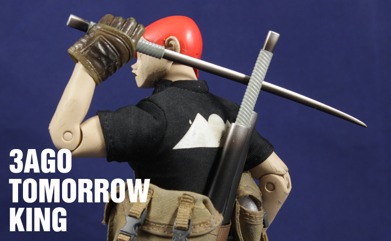 3A 3AGO Eight-Inch Tomorrow King Review