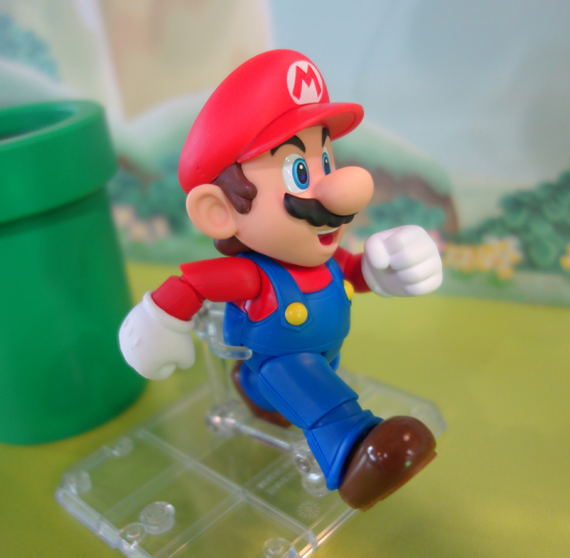 Toy Fair 2014: S.H. Figuarts Super Mario