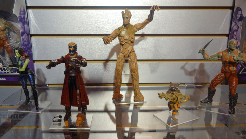 Toy Fair 2014: Marvel Legends Guardians of the Galaxy
