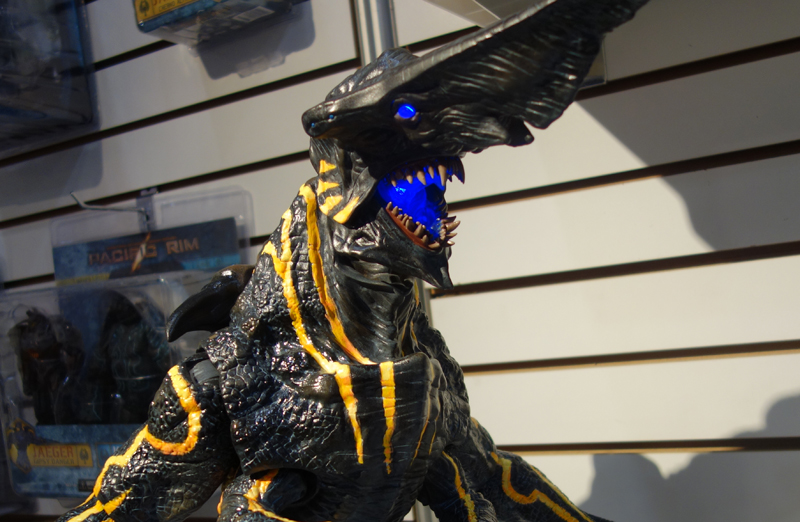 Toy Fair 2014: NECA Pacific Rim