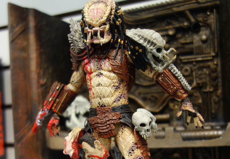 Toy Fair 2014: NECA Predator