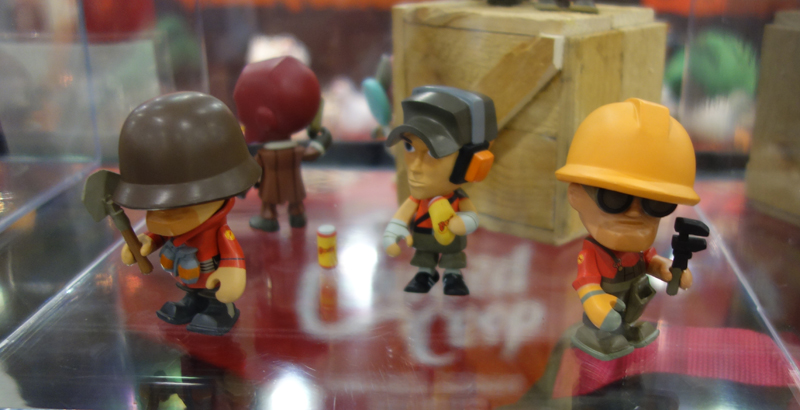 Toy Fair 2014: A Crowded Coop TF2 and DOTA2