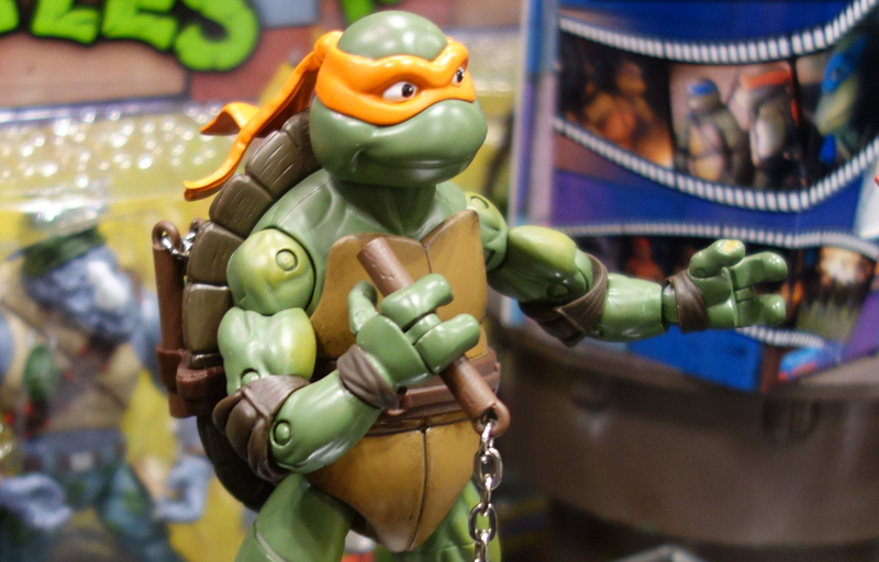Toy Fair 2014: Playmates TMNT Nick and Classics