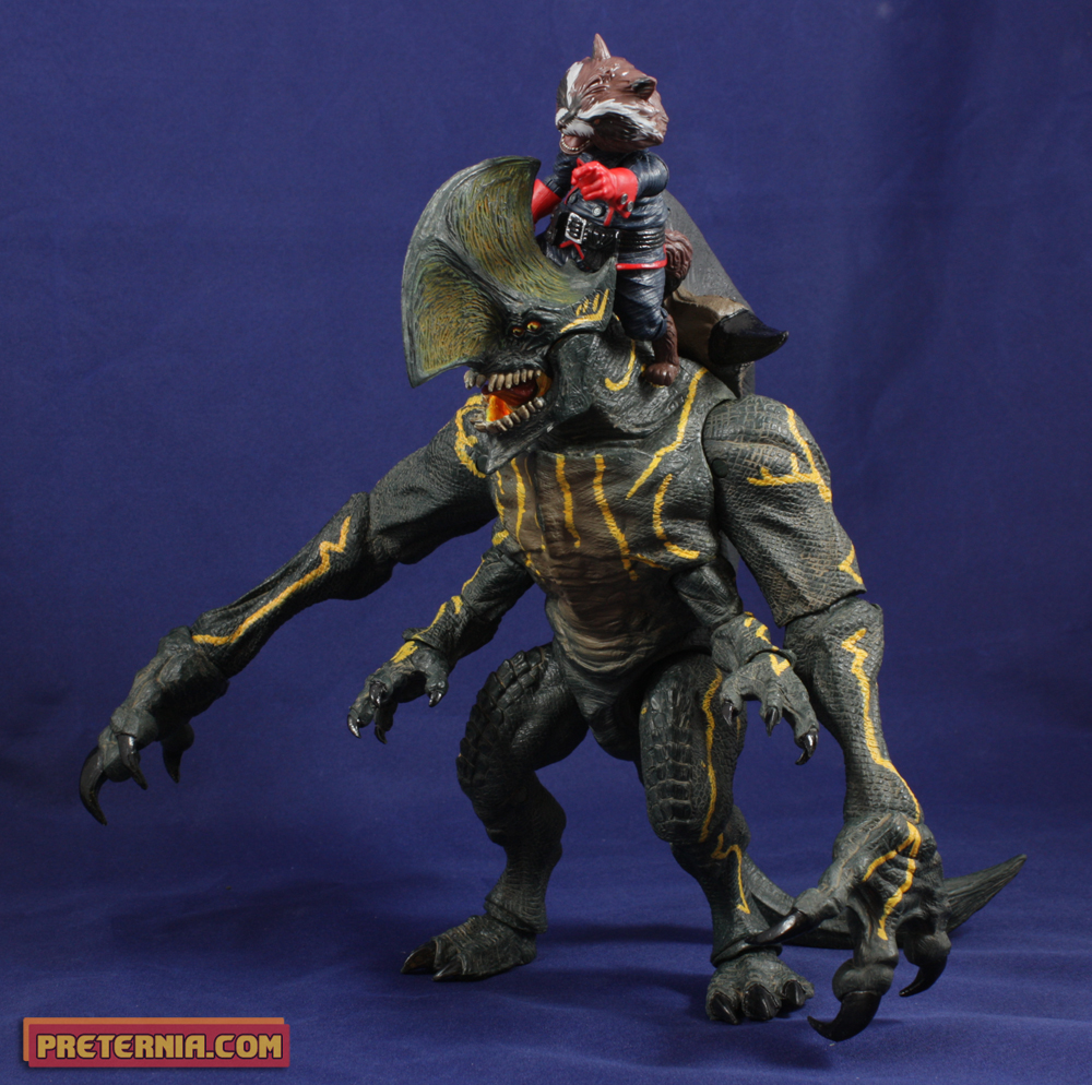 NECA Pacific Rim S3 Trespasser Review « Preternia