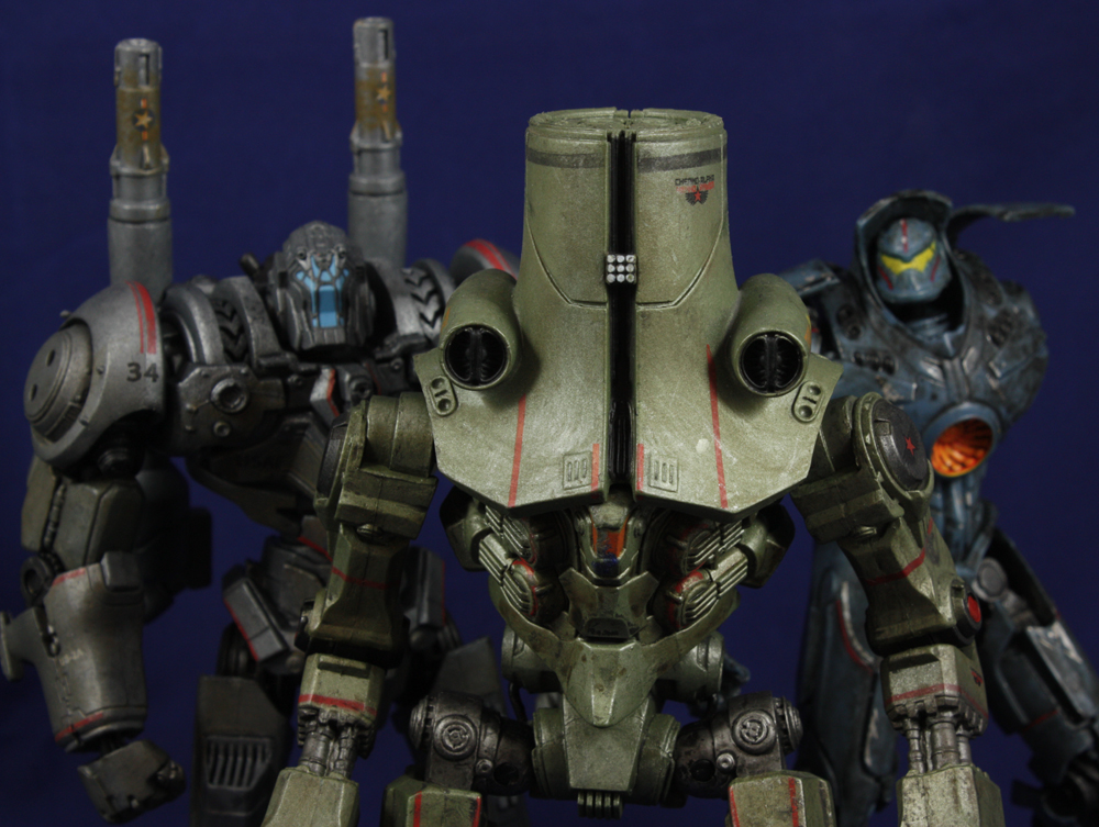 NECA Pacific Rim S3 Cherno Alpha Review