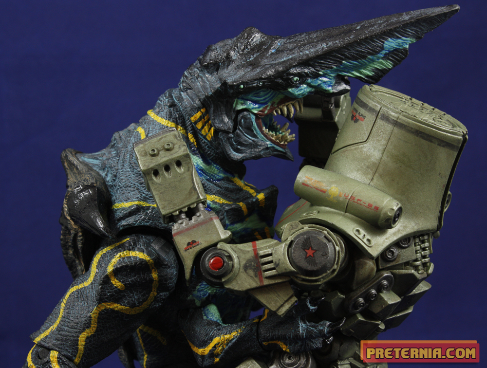Sorry I don   t have a Leatherback yet  so for the time being this is    Cherno Alpha Jaeger