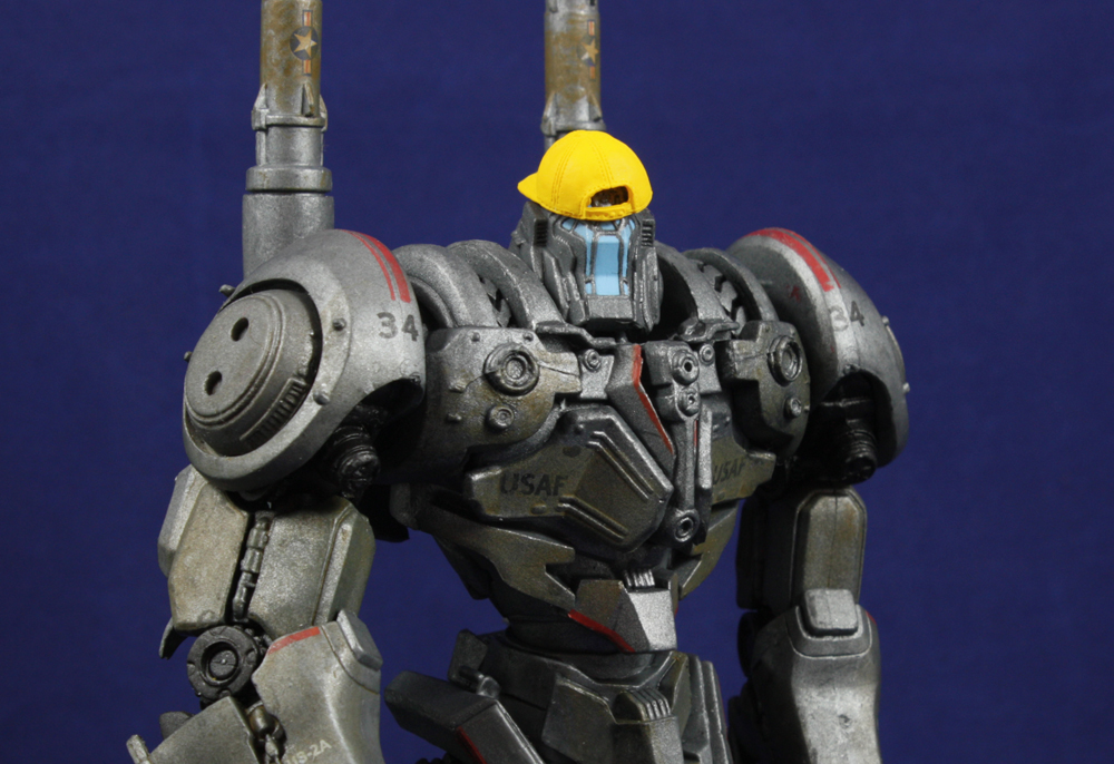 NECA Pacific Rim S3 Coyote Tango Review