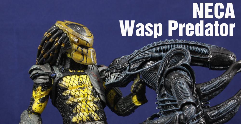 NECA Predator S11 Wasp Predator Review