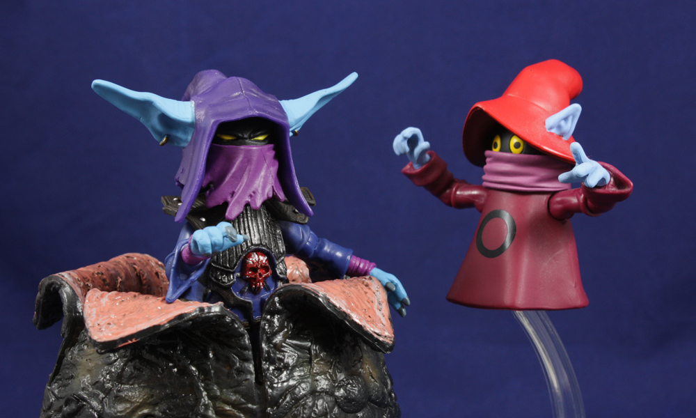 Mattel MOTUC Unnamed One Review