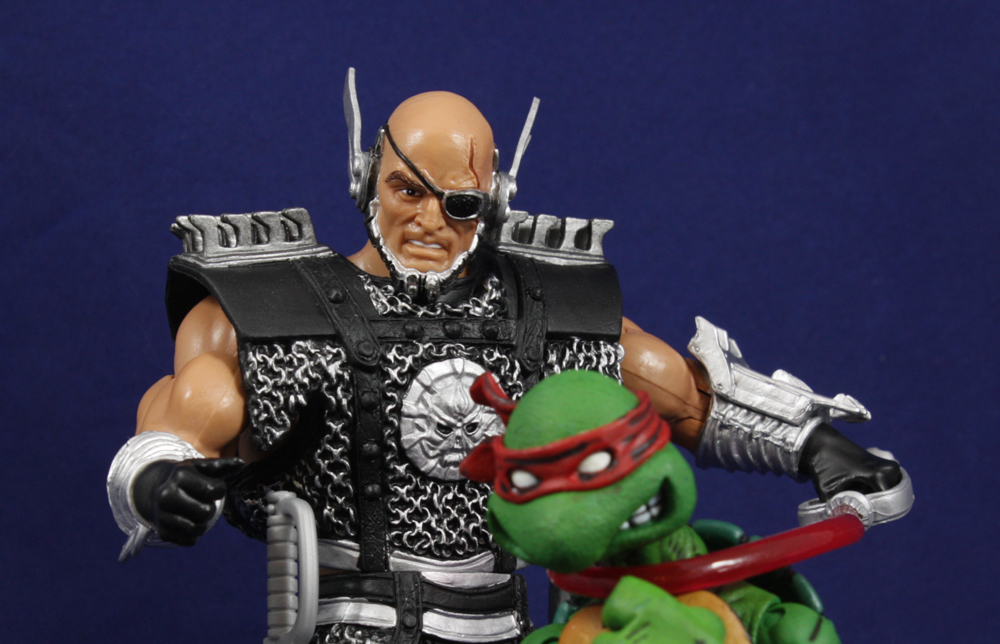 Mattel Masters of the Universe Classics Blade Review