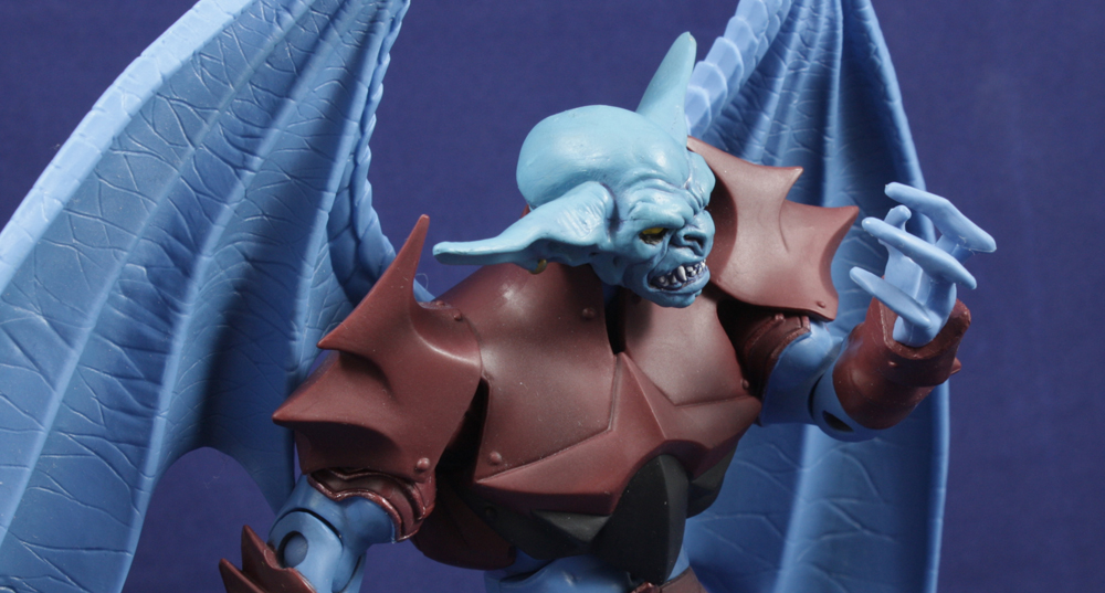 MOTUC Castle of Power Unmasked One Conversion Kit Review