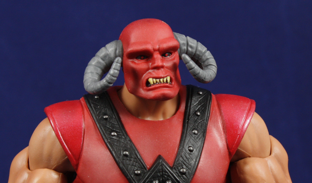Mattel Masters of the Universe Classics Goat Man Review