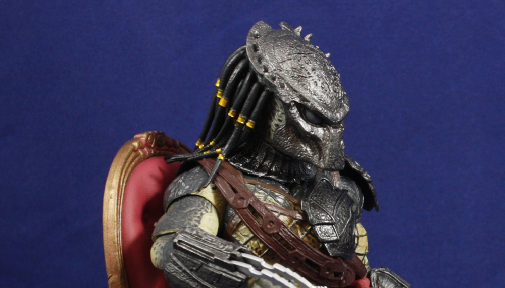 S.H. MonsterArts AvP Predator Wolf Review