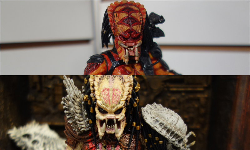 NECA: Predator Series 12 and Blade Fighter Updates