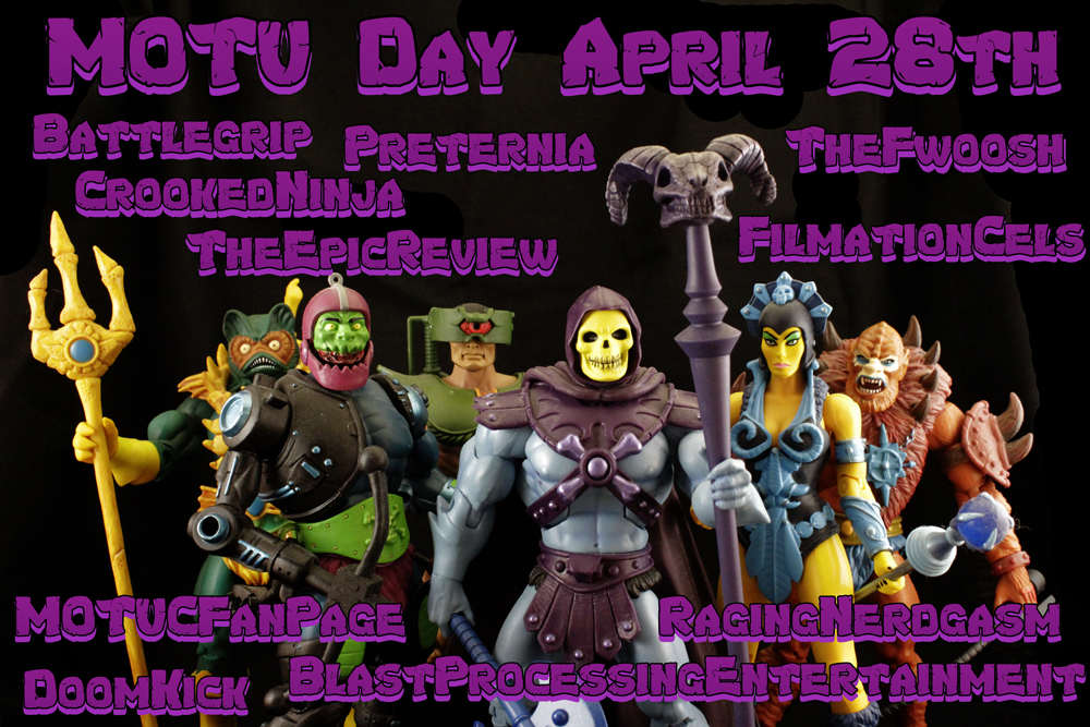 Masters of the Universe Day 2014!