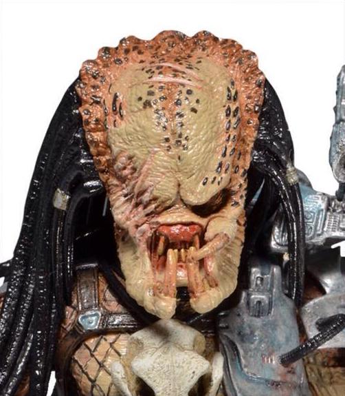 SDCC 2014: NECA Ahab Predator Exclusive Revealed