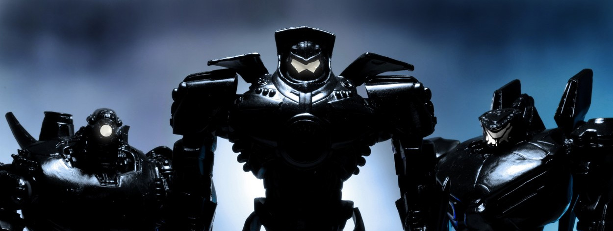 SDCC 2014: NECA Pacific Rim Ending Credits Three-Pack