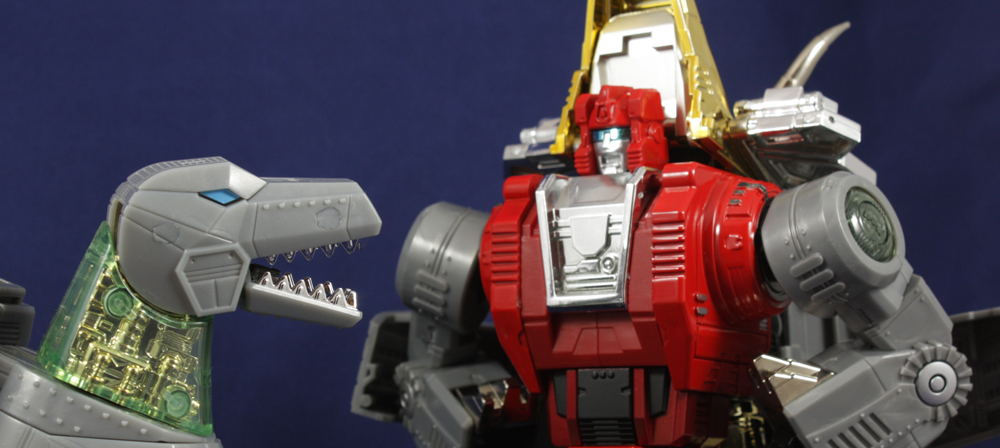 Fans Toys FT-04 Scoria (Masterpiece Slag) Review