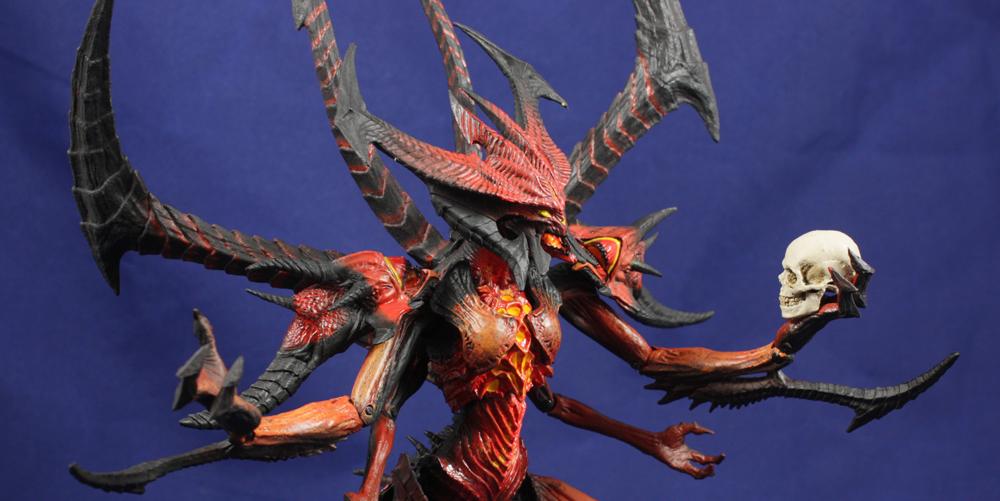 NECA Diablo (Diablo III) Review
