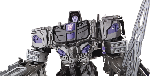 SDCC 2014: Hasbro Transformers Combiners!
