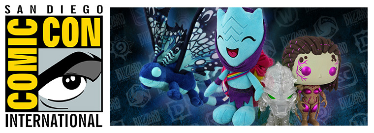 SDCC 2014: Blizzard Entertainment Exclusives!