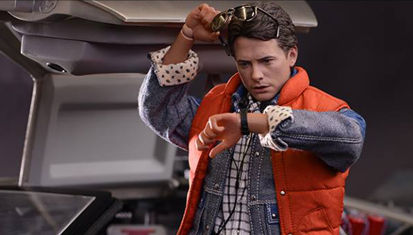 Hot Toys: Back to the Future Marty McFly