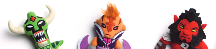 A Crowded Coop DOTA2 Micro Plushies Series 2 Revealed!