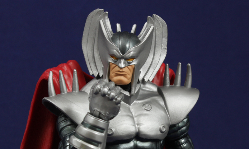 Marvel Legends X-Men Infinite Series Stryfe Review