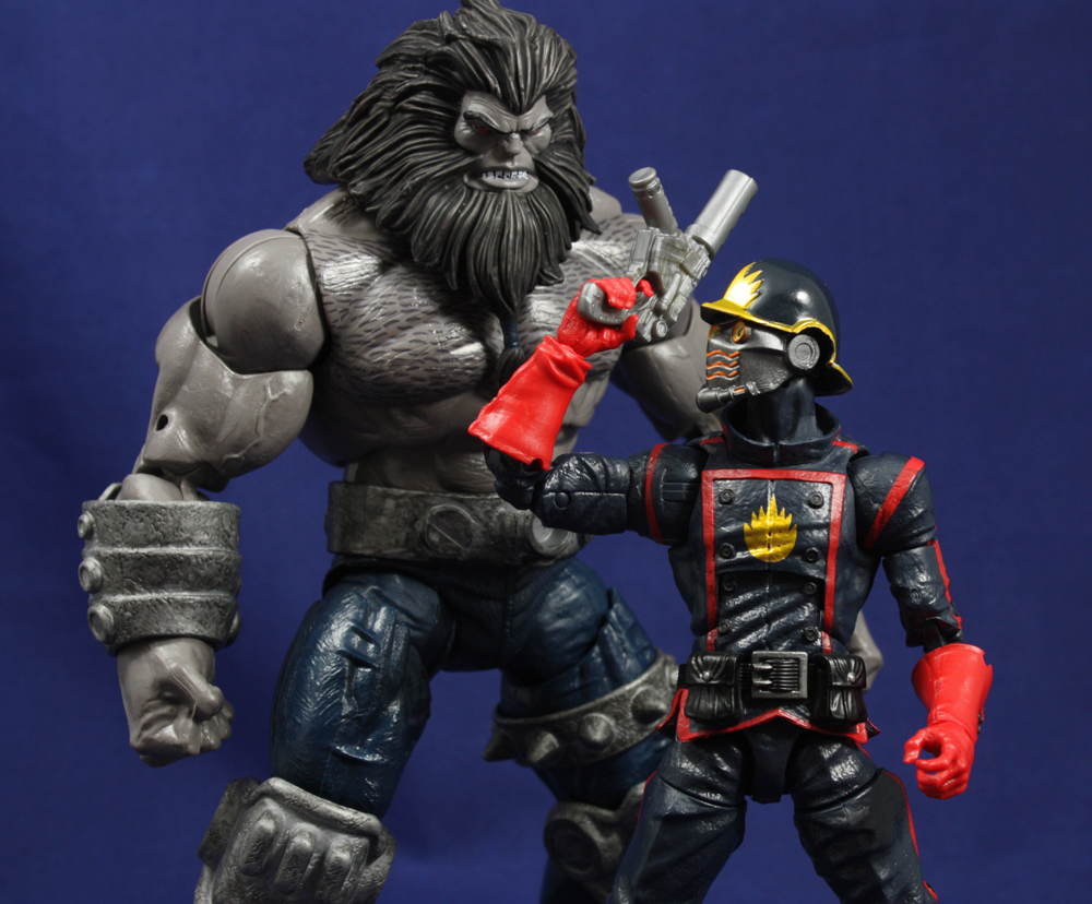 Marvel Legends Thanos Imperative Star-Lord Review