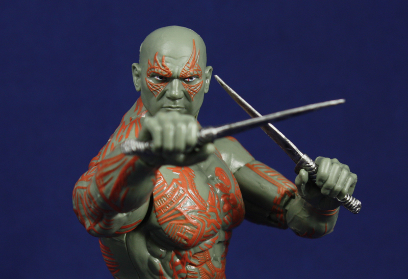 Guardians of the Galaxy Marvel Legends Drax Review