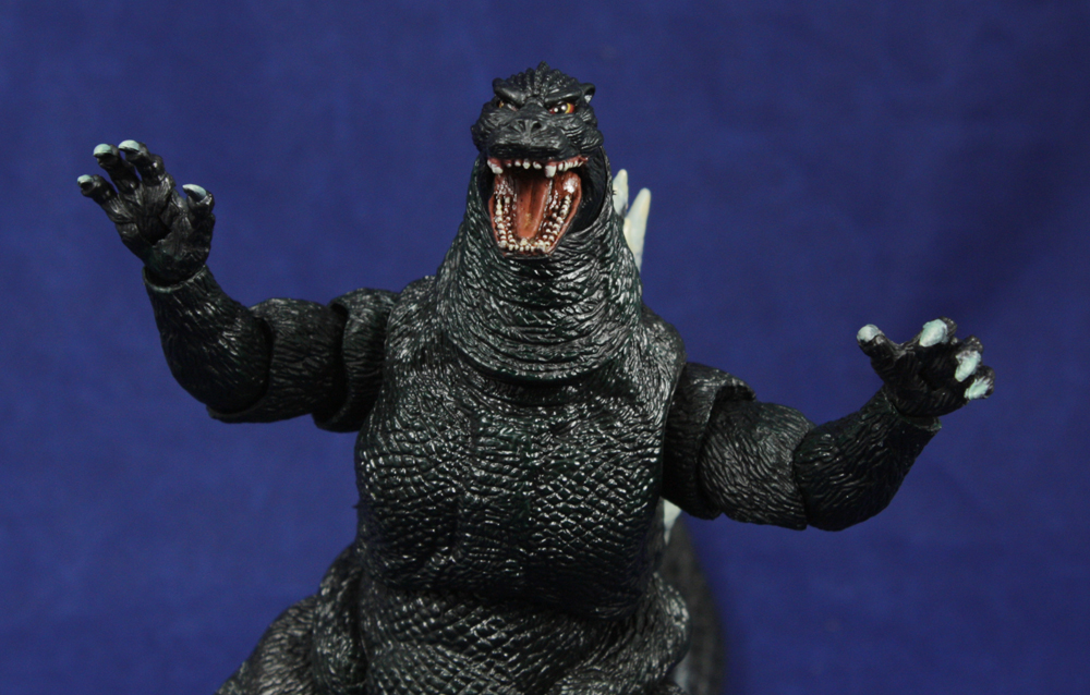 NECA Godzilla 1994 (Godzilla vs SpaceGodzilla) Review