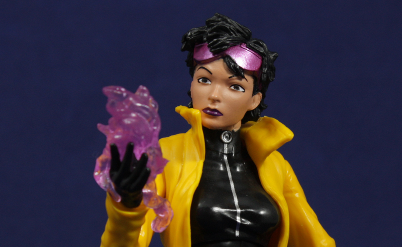 Hasbro Marvel Legends Jubilee Build-A-Figure Review
