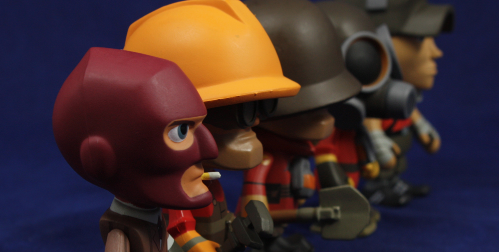 A Crowded Coop TF2 Portable Mercs Wave 1 Review