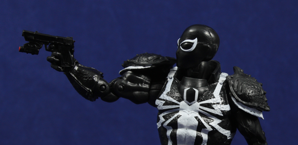 Hasbro Marvel Legends Infinite Series Agent Venom Review