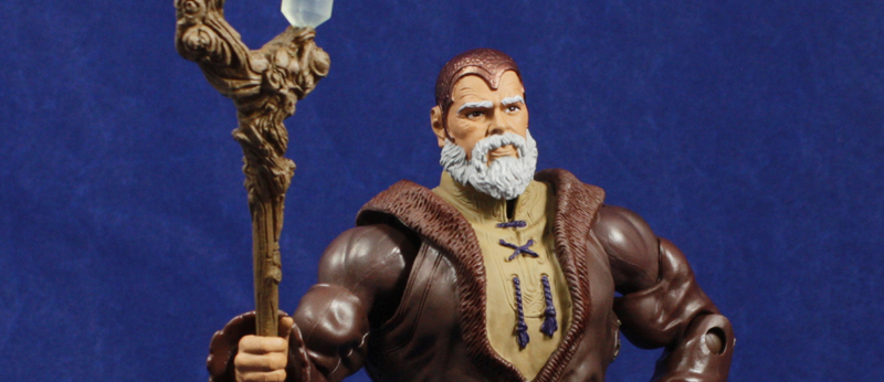 Mattel Masters of the Universe Classics Eldor Review