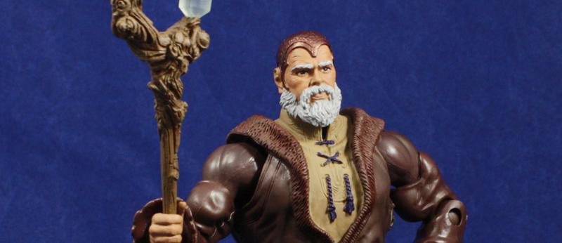 Mattel Masters of the Universe Classics Eldor Review