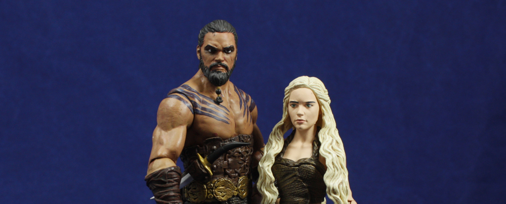Funko Legacy Game of Thrones S2 Khal Drogo Review