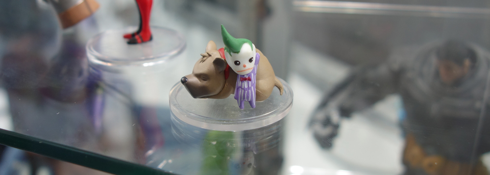 NYCC 2014: DC Collectibles