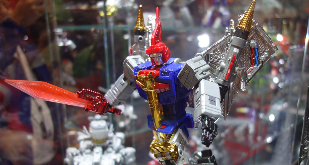 NYCC 2014: Third Party Transformers