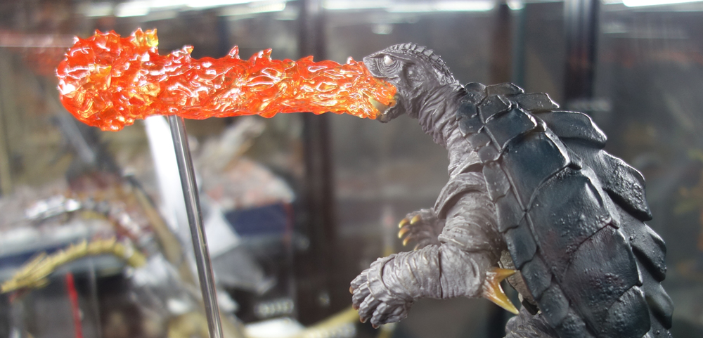 NYCC 2014: S.H. MonsterArts