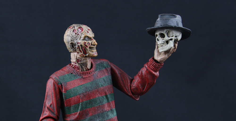 NECA 30th Anniversary Ultimate Freddy Krueger Review