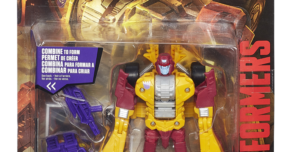Hasbro Reveals Transformers Combiner Wars Official Loose and Carded Pictures