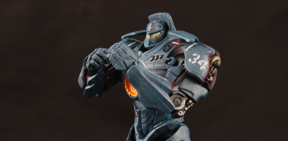 NECA Pacific Rim Hong Kong Brawl Gipsy Danger (2.0) Review