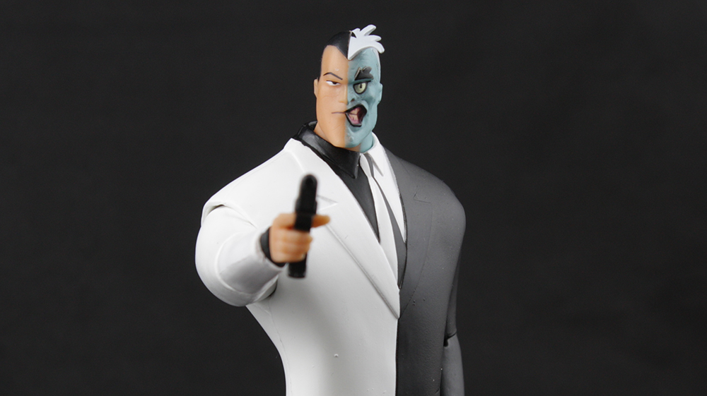 DC Collectibles The New Batman Adventures 02 Two-Face Review