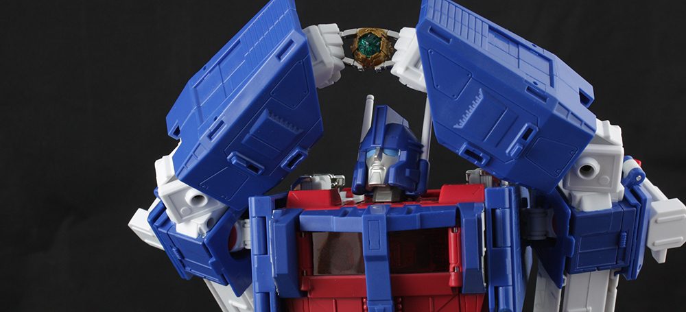 Transformers Masterpiece MP-22 Ultra Magnus Review