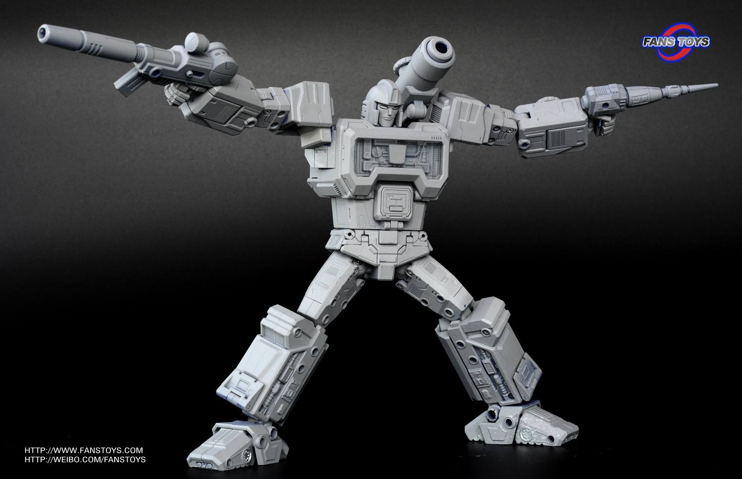 Fans Toys Reveals Tesla and Spotter (MP Scale Perceptor and Reflector)